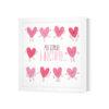 Открытка с конвертом «Моё сердце в восторге…» Ф-4 4026