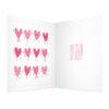 Открытка с конвертом «Моё сердце в восторге…» Ф-4 4028