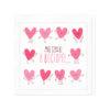 Открытка с конвертом «Моё сердце в восторге…» Ф-4 4030