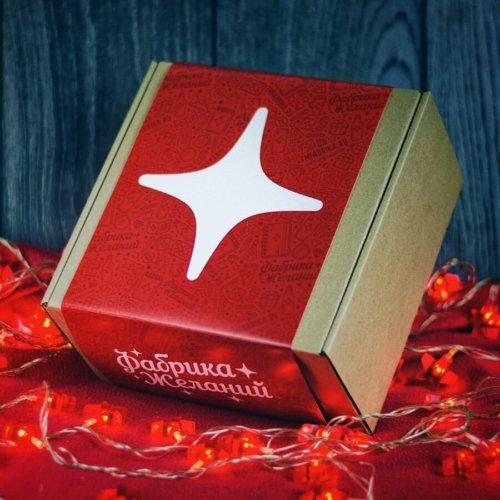 Новогодние подарочные наборы «Коробка Желаний»